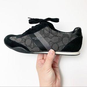 Coach Kelson Sneakers Black 6